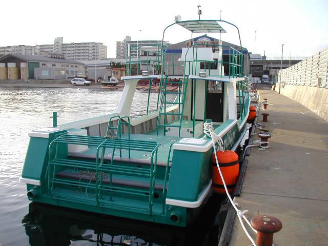 西表島ダイビングボート Nature Ⅰ
