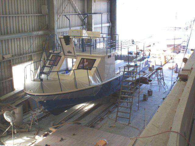 パラオダイビングボート Day Dream Ⅵ