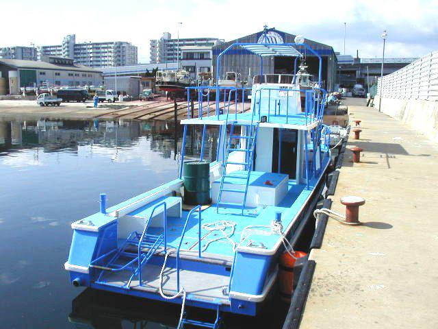 宮古島ダイビングボート NEO
