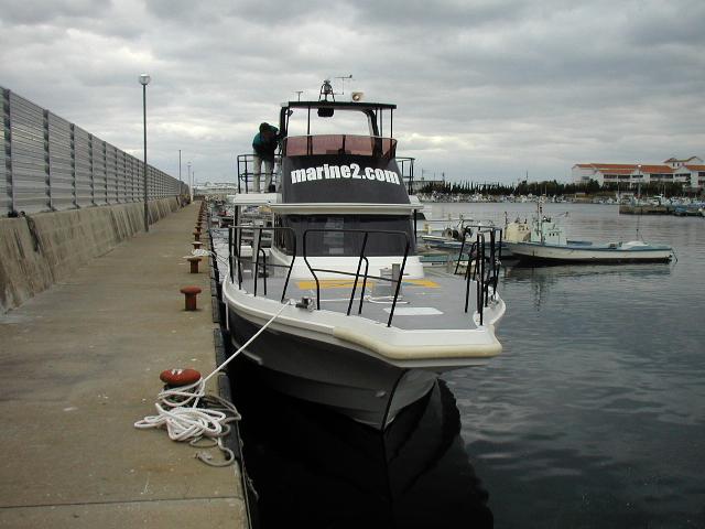 石垣島フィッシングボート Marine Ⅱ