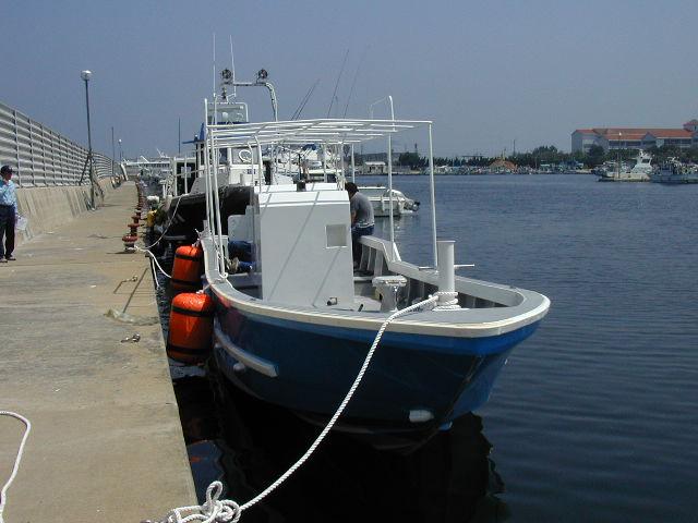 西表島ダイビングボート Cross Ocean