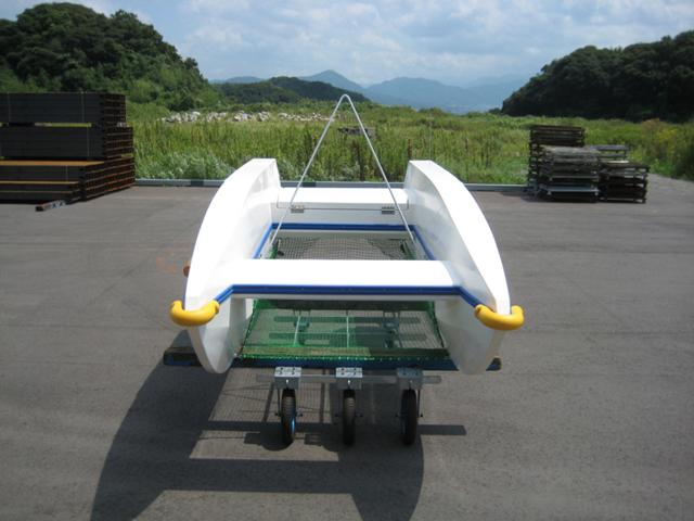 水面清掃船 エコボート