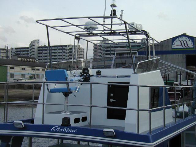 小笠原ダイビングボート Otohime