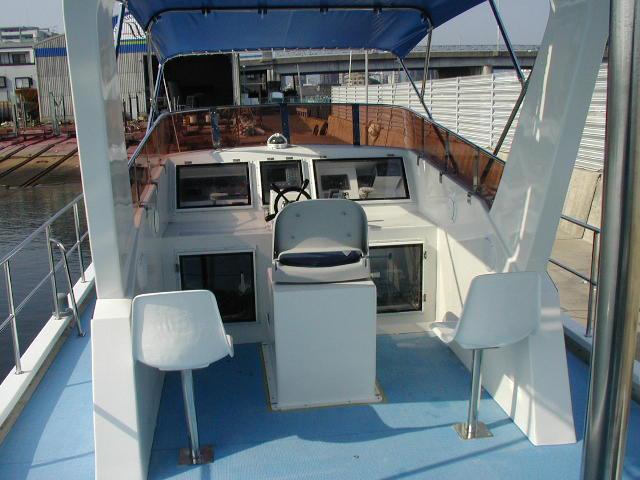 石垣島ダイビングボート Rectitude