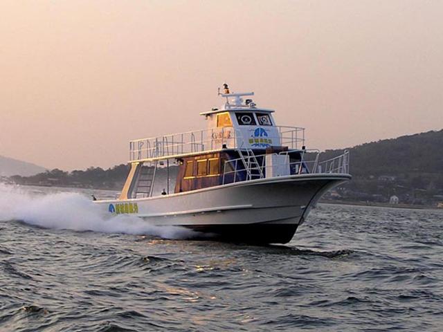 石垣島ダイビングボート くいぬばな