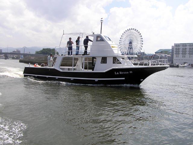 宮古島向きダイビングボートLa Rema Ⅲ