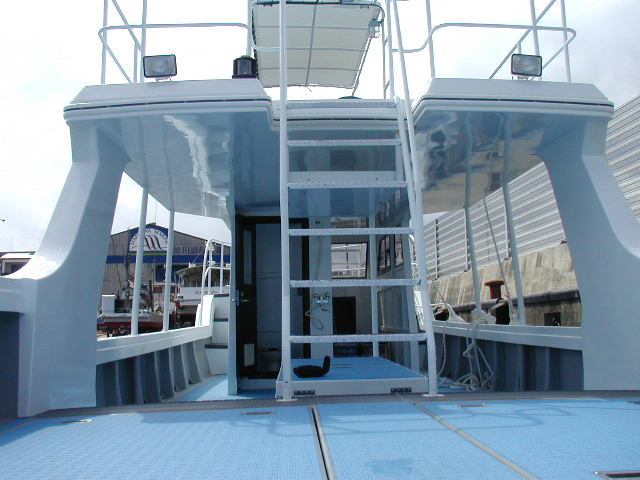 西表島ダイビングボート SunDrive