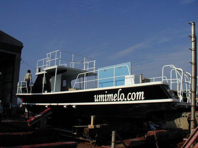 石垣島ダイビングボート Arcadia Ⅴ
