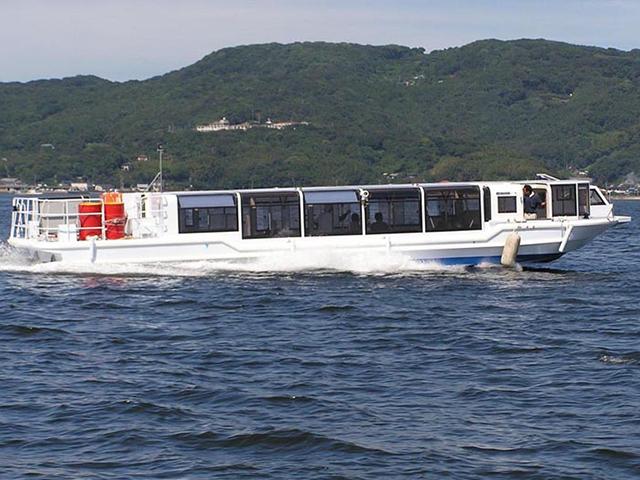 広島河川遊覧船 RUNRUN 2