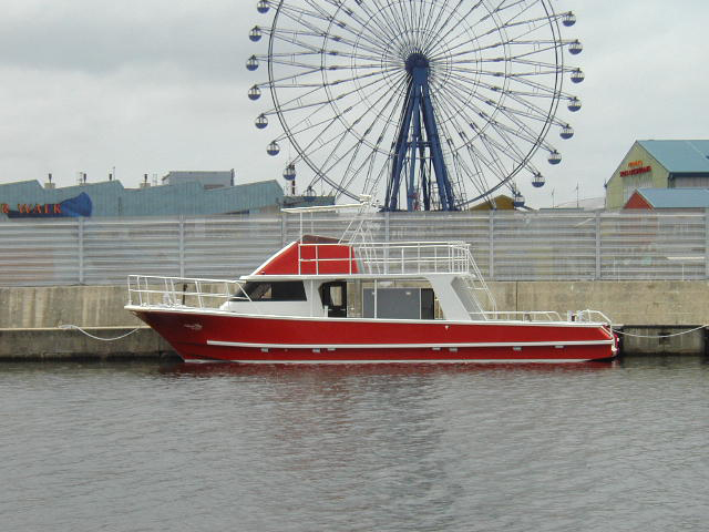 石垣島ダイビングボート 南十