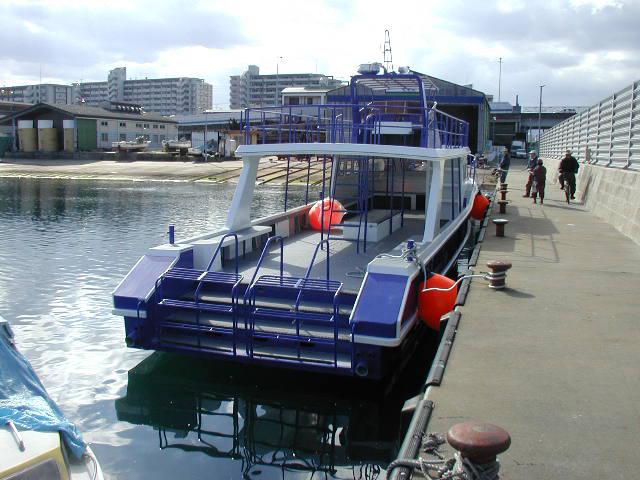 石垣島ダイビングボート Seamans Club