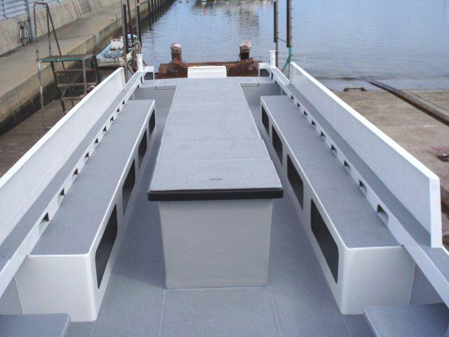 対馬 グラスボート